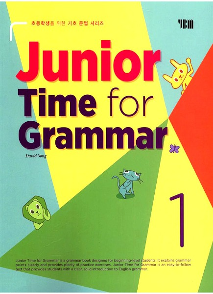 Junior Time for Grammar 1
