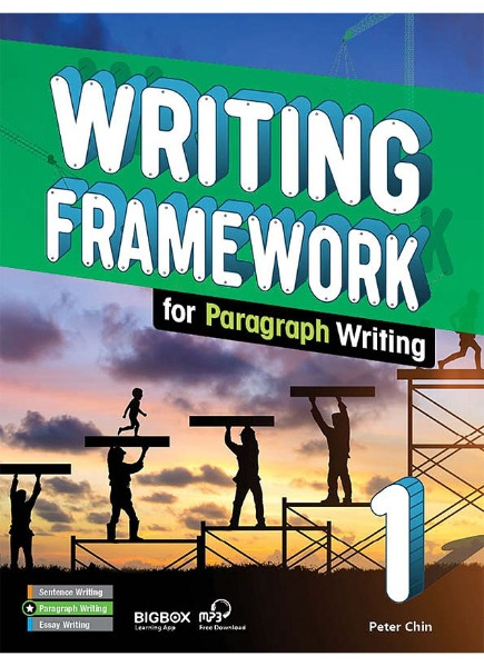 Writing Framework for Paragraph Writing 1