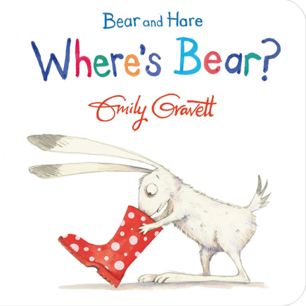 Pictory Set IT-30 / Bear and Hare: Where's Bear?