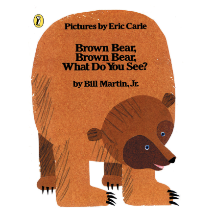 Pictory Set PS-03 / Brown Bear, Brown Bear, What Do You See?